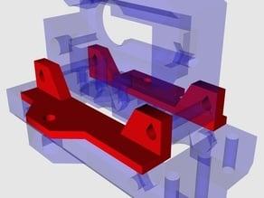 Mendel mount for the Printruder II