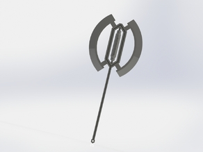 1/144 Model Kit Weapon