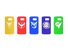 Samsung Galaxy S6 Pokemon Go Case