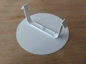 Flush-mounted box lid / Unterputzdosendeckel