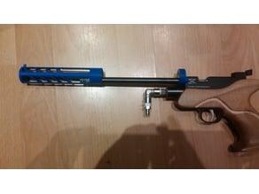 Kandar CP1 silencer