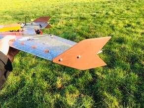 S800 FPV Wing Wingtip/Winglet