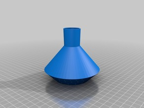My Customized Parametric sprinkle nozzle for watering can 2