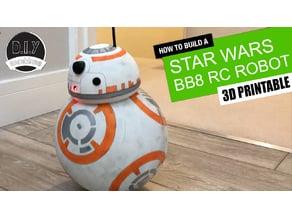 BB8 - Star Wars RC Droid