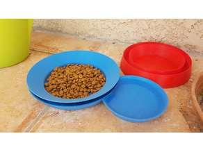 Cat plate anti ants / Gamelle chat anti fourmi