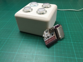 Project Box for Arcade Buttons