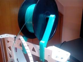Soporte para bobina de filamento Prusa i3 steel