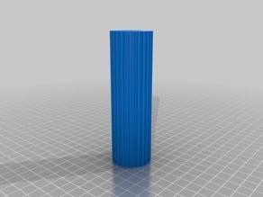 Belt Roller for tetrix robotics system