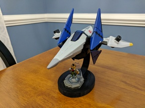 Starlink Ship Display Stand Without Weapon Clips