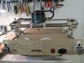 """CNC milling machine """"Minimax"""""""