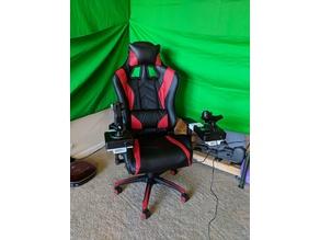 Saitek X52 Pro HOTAS Chair Mount
