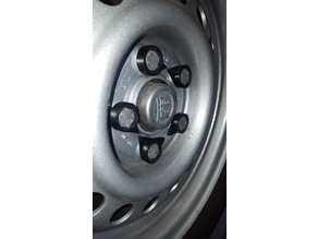 Radmutternindikator 19mm - Wheel nut/bolt indicator - Wohnwagen - Anhänger - Caravan - Trailer