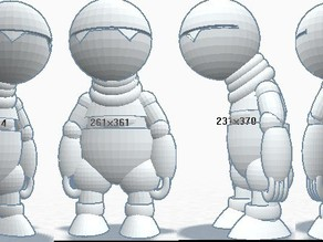 Marvin The Paranoid android (movie version)