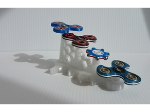FloRotoRs Spinner Stand - Honeycomb