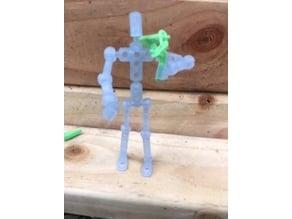 Spear Chain for MODIBOT