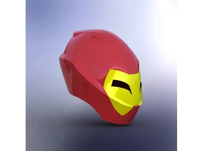Ultimate Iron Man helmet