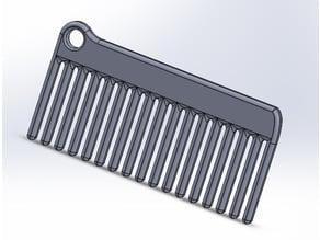key comb