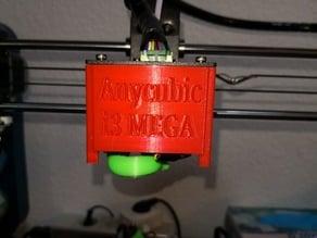 Anycubic i3 Mega Hotend Cover