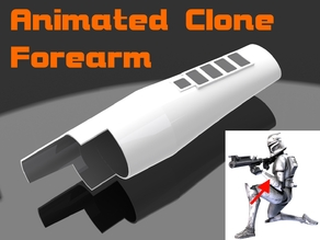 Star Wars Clone Armor Forearm