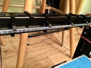 LED 3030 bracket clip Hypercube