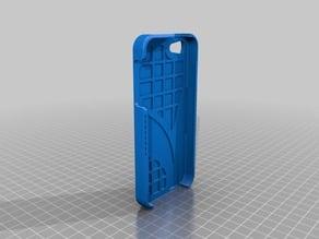 iPhone5 Black Bird case remix