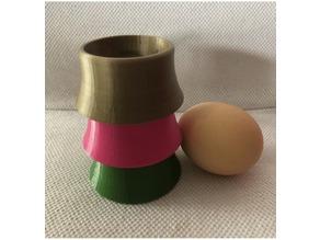 Coquetier emboitable / Nestable Eggcup