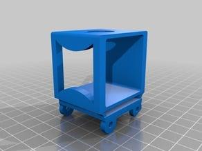 Polaroid Cube Plus Skitzo Nova mount