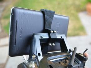 Nexus 7 (first gen) mount for Turnigy 9XR