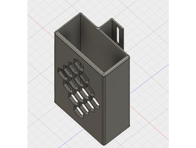 HP HSTNS-PL14 PSU 2020 holder by leving - Thingiverse
