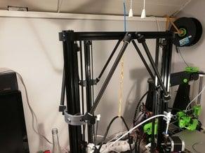 Anycubic Kossel Frame Corner Reinforcement