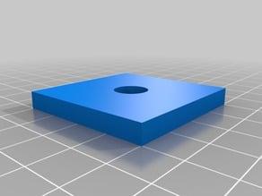 40 x 40 test cube