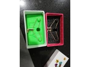 bracelet necklace holder