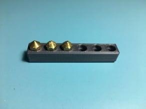 Nozzle Rack 6-Pack