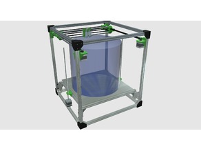 Custom Core XY Printer