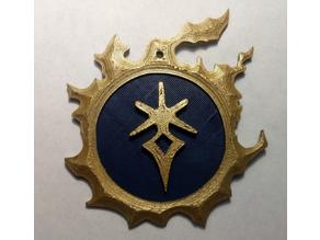 Final Fantasy XIV: Dark Knight Job Icon on Dalamud