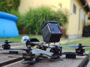 GoPro Session Mount for Reelsteady Go (XHover Stingy)