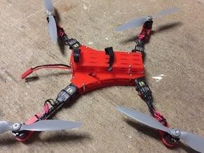 CaneSpyda quadcopter
