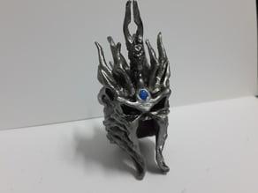 lich king-helmet 阿薩斯頭盔