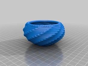Algorithmically Designed Bowls & Vases