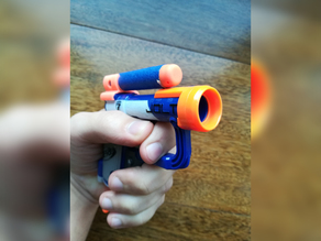Nerf N-Strike Jolt Dart Holder