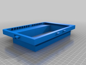 Ipad Mini 4 Slider - FJ Cruiser