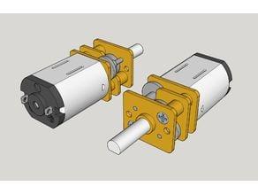 Motor Model 6VDC
