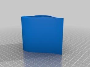Super Simple Heart Flower Pot!