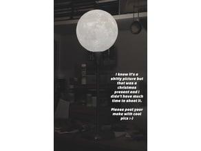Ikea Rodd Moonlamp