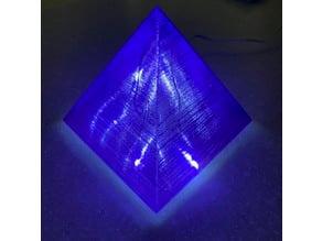 Color Me 3D Pyramid
