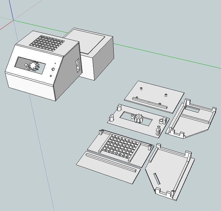 Image of box for ramps 1 4 with smart controller thingiverse for 15 metrotech center 7th floor brooklyn ny 11201