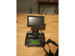 FS-TH9X FPV DISPLAY MOUNT
