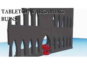 Tabletop Wargaming Ruins