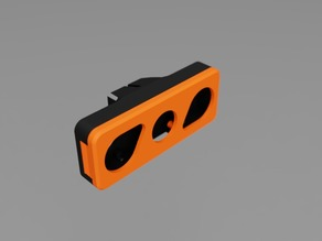 ZeroCam holder for Prusa i3 mk3/s