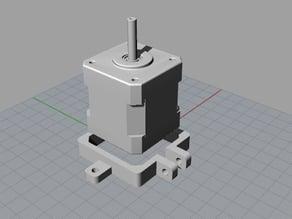 Nema 17 PCB mount